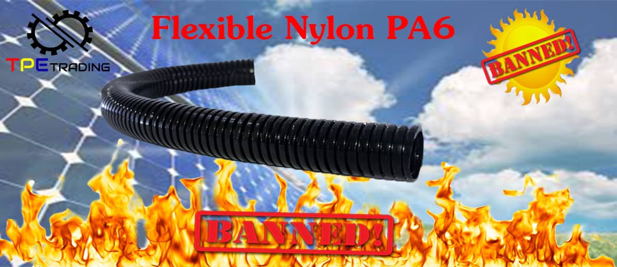 ท่อร้อยสายไฟPA6