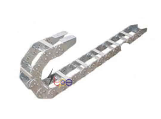 รางกระดูกงูเหล็ก รางกระดูกงูสแตนเลส (Steel Drag Chain)