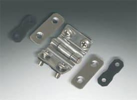 บานพับสแตนเลส รุ่น HG-01 (Stainless Steel Hinge HG-01)