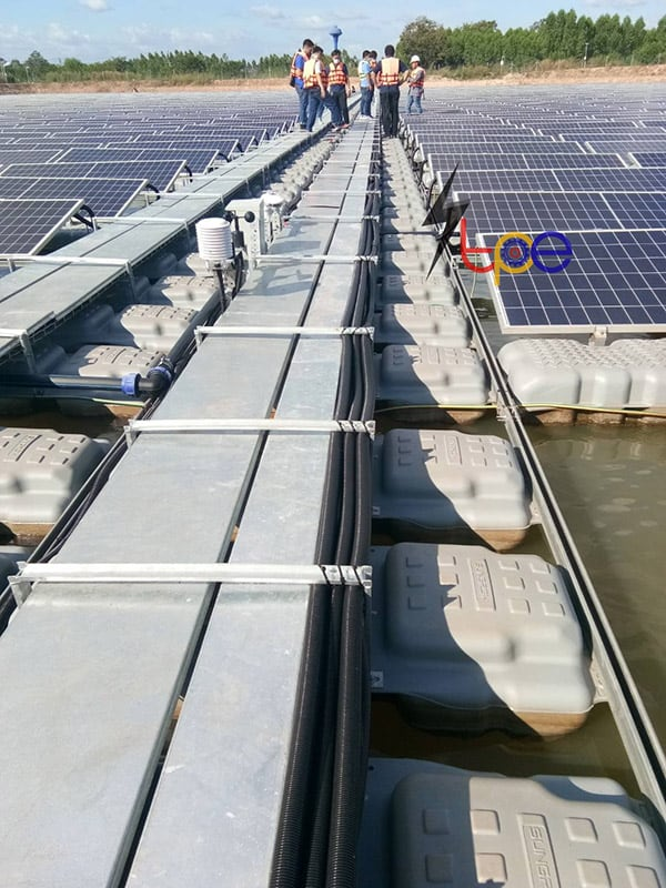 Project Floating Solar Power : Thaifood