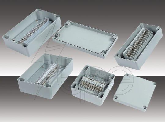 ภาพรวม กล่องเทอร์มินอลอลูมิเนียม (Aluminum Terminal Box)