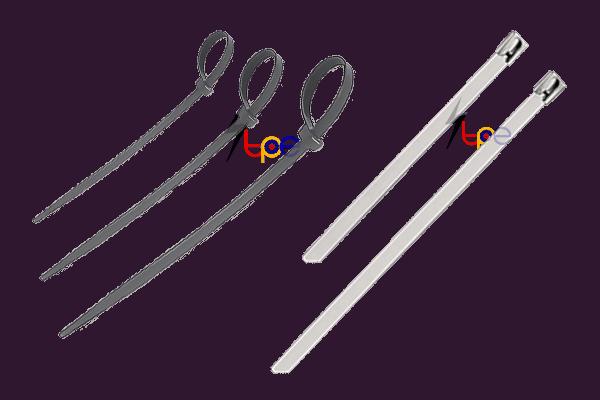 เคเบิ้ลไทร์ (Cable Tie) สายรัดสายไฟ