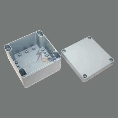 กล่องพักสายไฟอลูมิเนียม (Aluminum Enclosure Box)