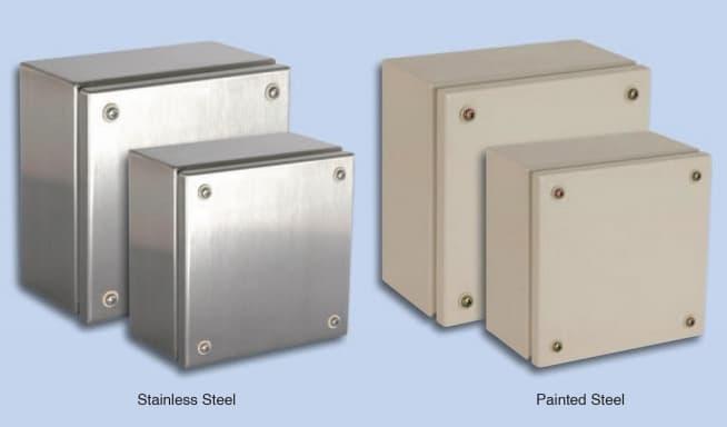 พูลบ๊อกซ์สแตนเลส CVS (Stainless Steel Pull Box)